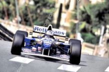 Williams FW17 David Coulthard 1995 Monaco GP